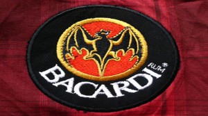 Bacardi Badge